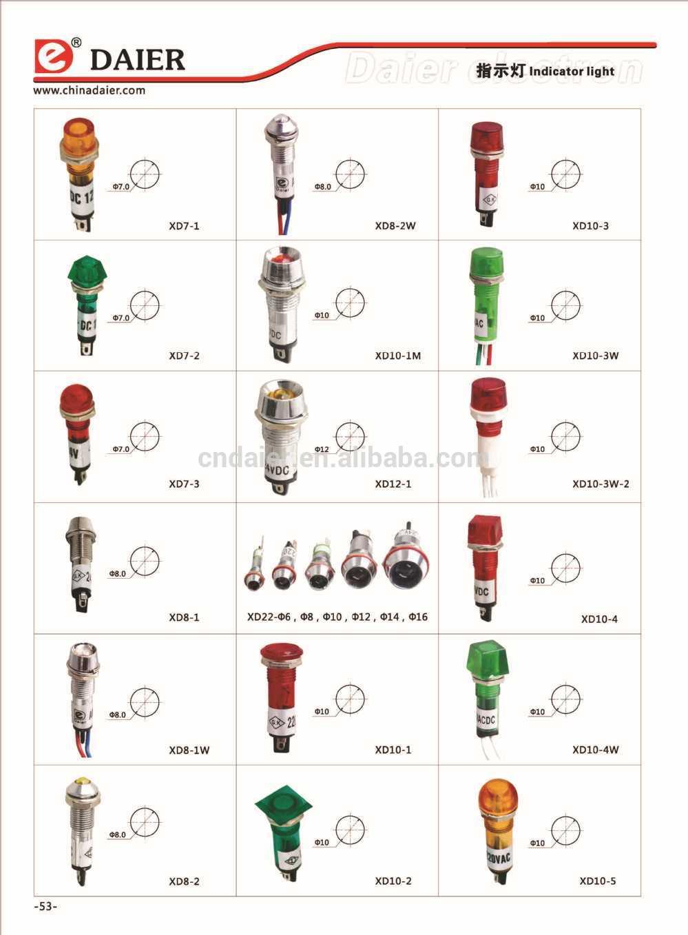 220 Volt Led Indicator Lamp Ideas Site Pilot Light 10mm Panel Mount Plastic Square Within Measurements 999 X 1357