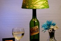 12 Ways To Make A Wine Bottle Lamp Guide Patterns with size 1000 X 1333