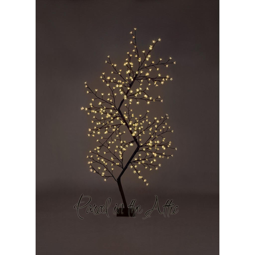 7ft Outdoor Led Zig Zag Cherry Blossom Tree Warm White Led throughout size 1024 X 1024