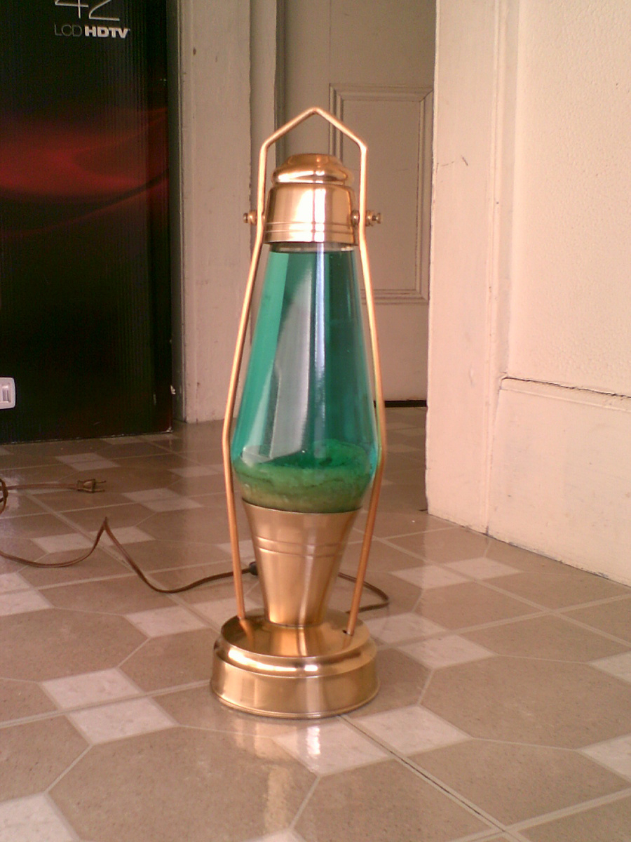 Antique Lava Lamp Mathmos Astro Lantern Collectors Weekly pertaining to measurements 900 X 1200