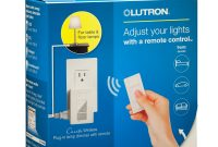 Caseta Plug In Lamp Dimmer With Pico Remote Control Kit Lutron for proportions 2000 X 2000