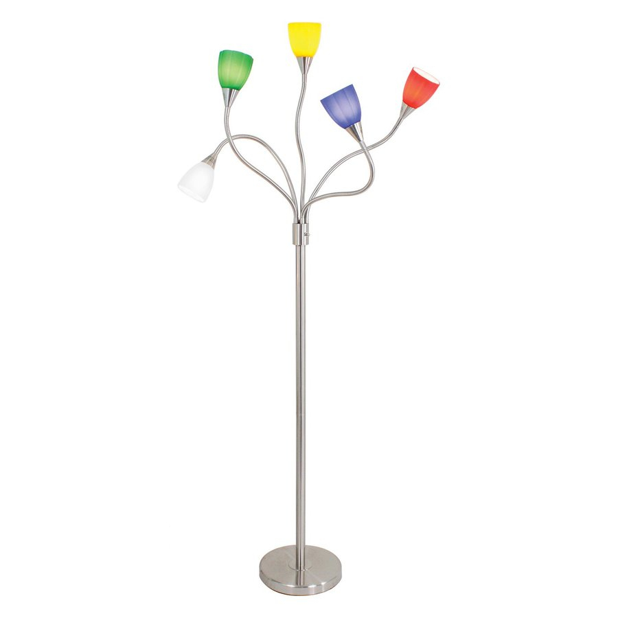 Decorate Home With Multi Head Floor Lamp To Add A Glimpse Of intended for proportions 900 X 900