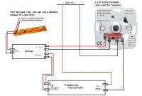 Dimming Led Lamps With Halogen Dimmer Electrical Engineering with regard to size 1106 X 726