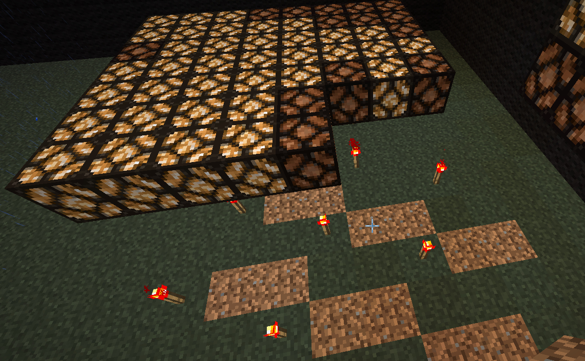 how to redstone lamp