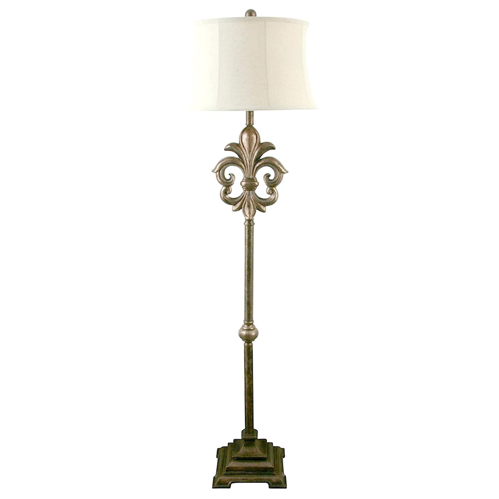 Fleur De Lis Floor Lamp Check Out The Beautiful Table Lamp In Fleur intended for dimensions 1600 X 1600