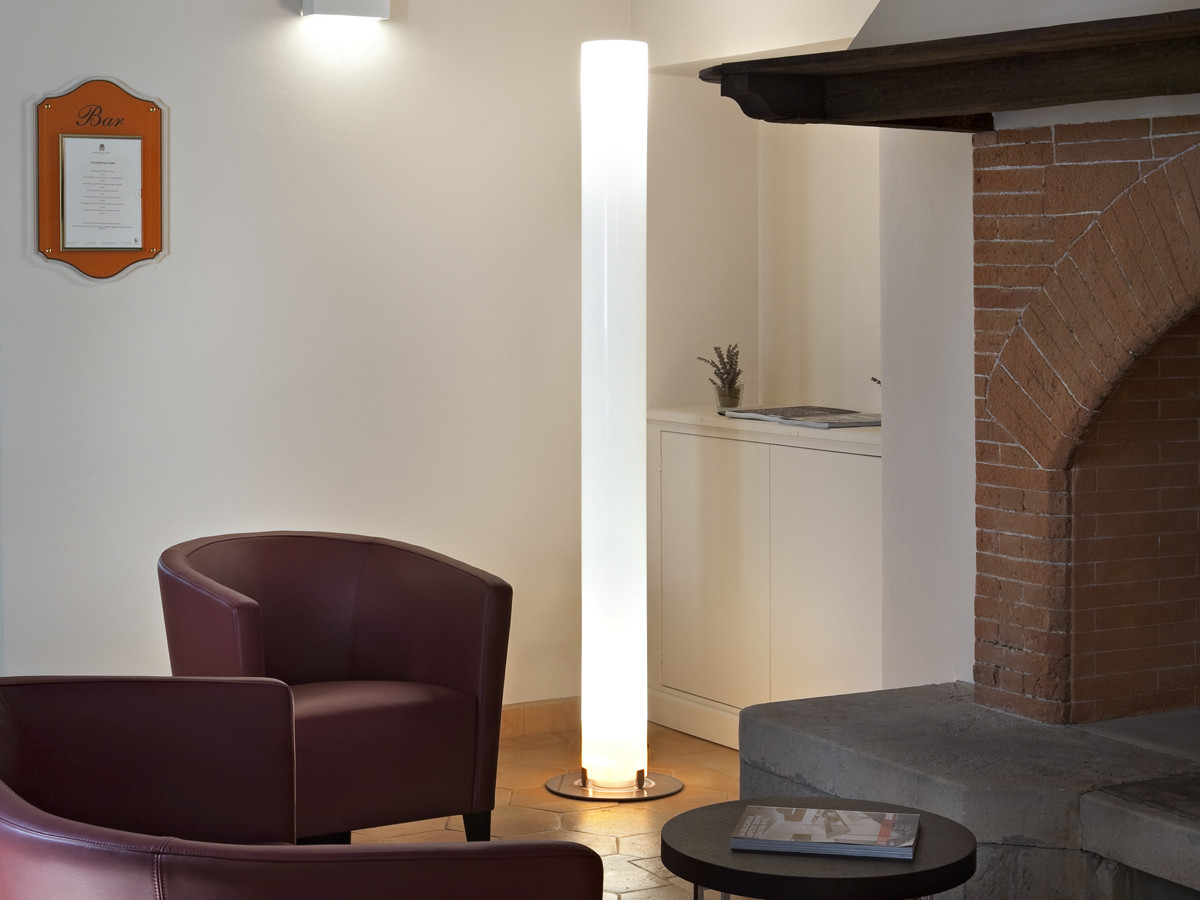 Flos Stylos Floor Lamp Eames Lighting with regard to measurements 1200 X 900