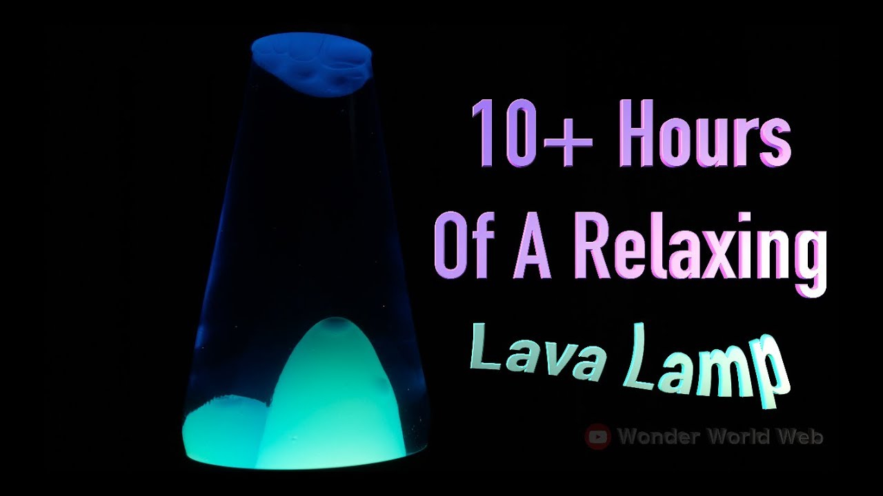 Lava Lamp Screen Saver To Fall Asleep Too Satisfying Liquid inside proportions 1280 X 720