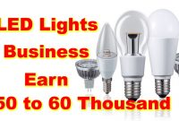 Led Lights Business In India Led Lamp Manufacturing Earn Money 50 throughout size 1280 X 720