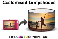 Personalised Lampshades From Your Artwork Or Digital Photos The in measurements 1600 X 1203