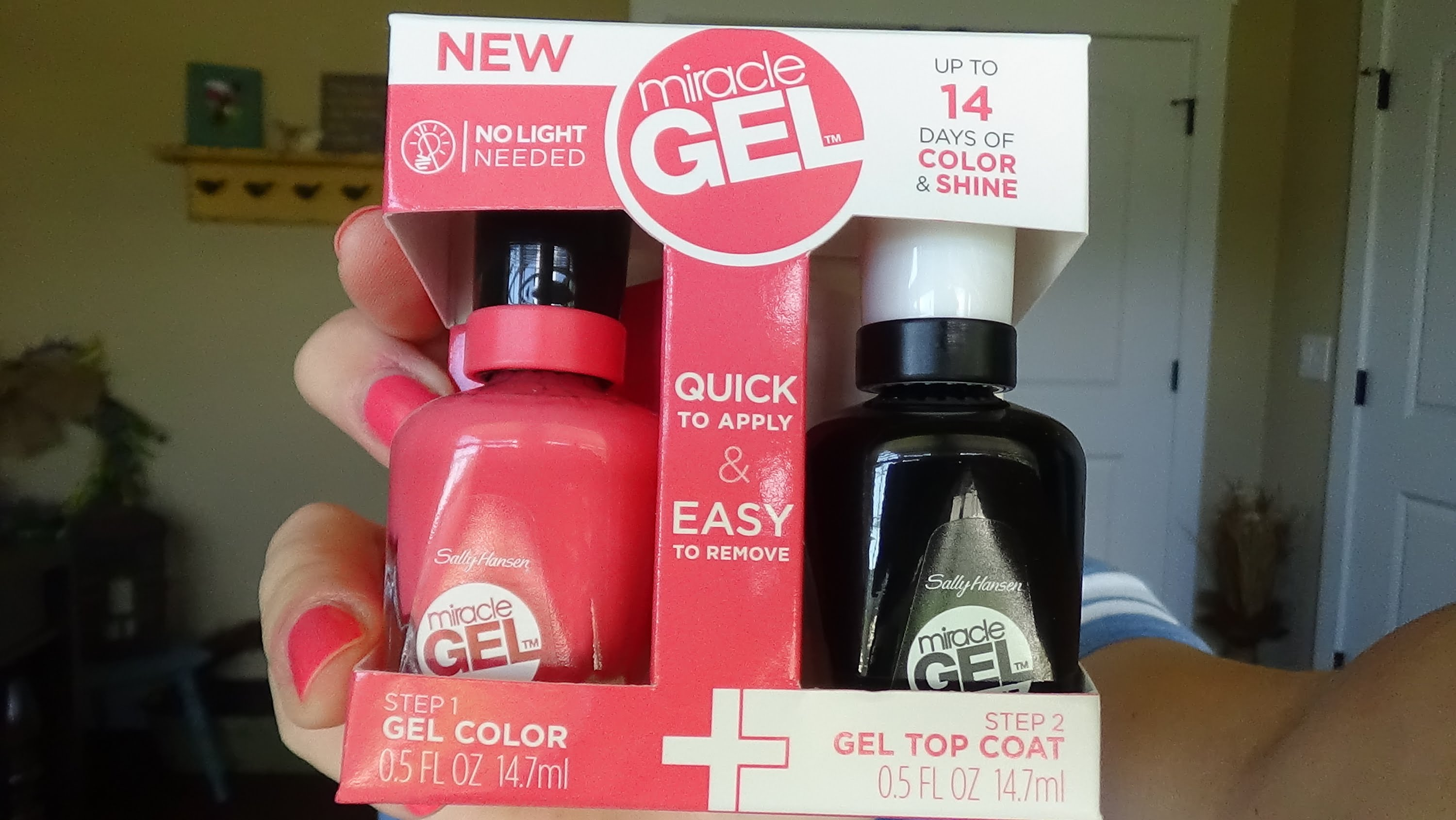 Gel Nail Polish Without Led Lamp • Lamp Ideas Site