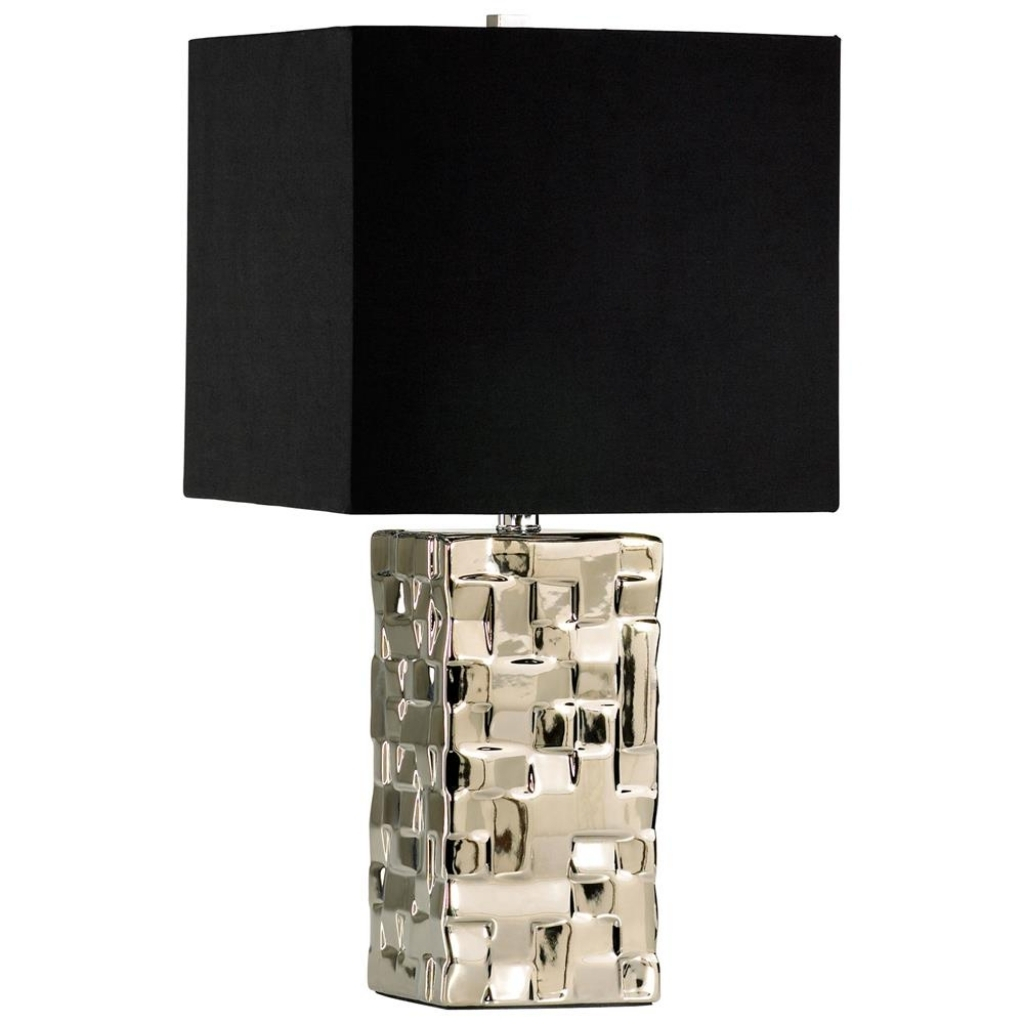 Table Lamps Java Masculine Chunky Silver Square Table Lamp Kathy for sizing 1024 X 1024