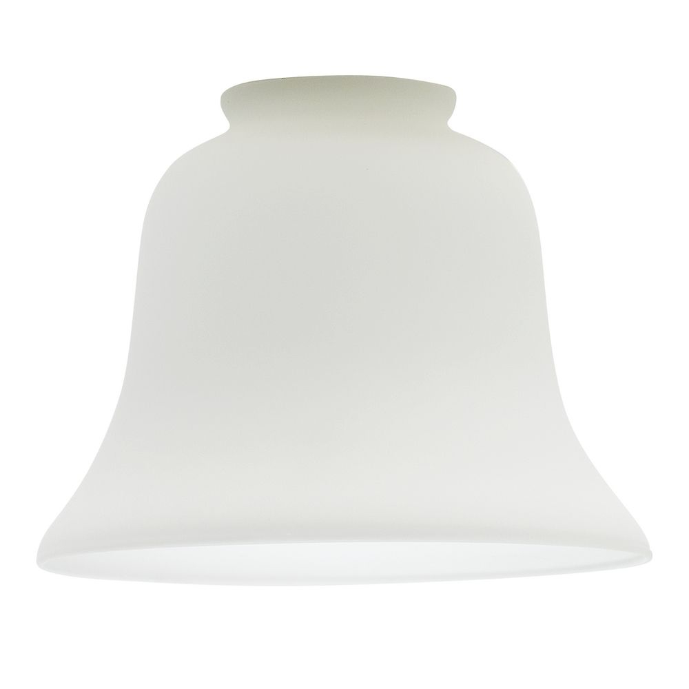 White Glass Lamp Shade Bell Shaped Lamp Shade regarding dimensions 1000 X 1000
