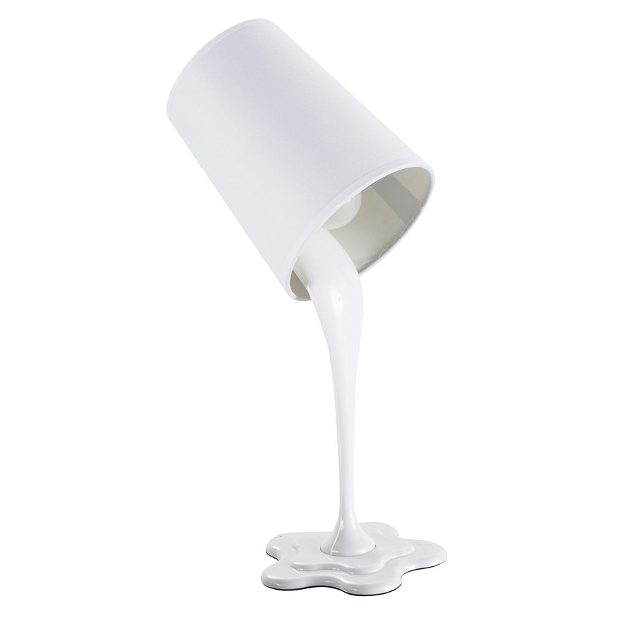 Woopsy Table Lamp White Lumisource Furniture Cart for sizing 900 X 900
