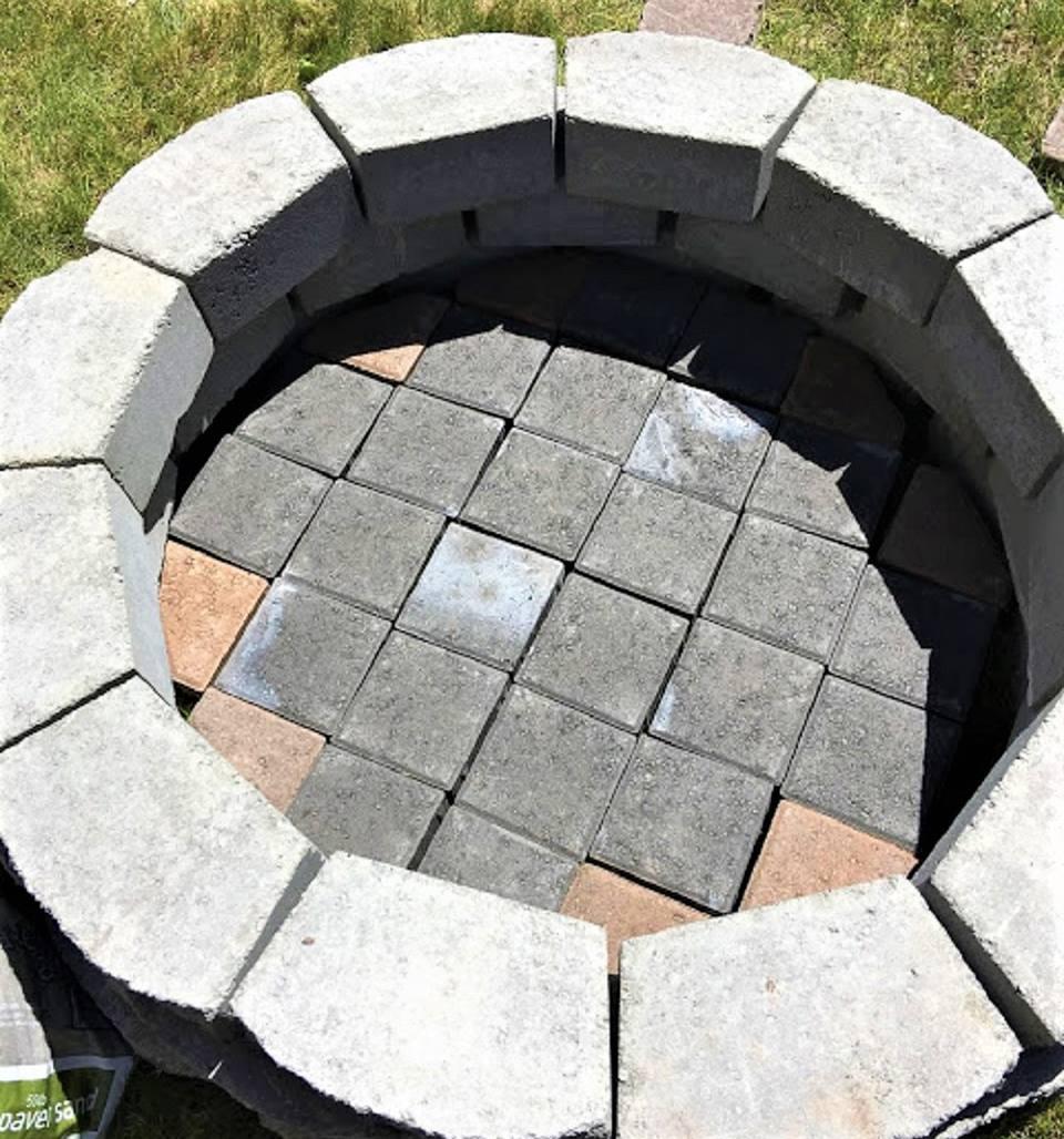 10 Diy Backyard Fire Pits pertaining to dimensions 960 X 1028