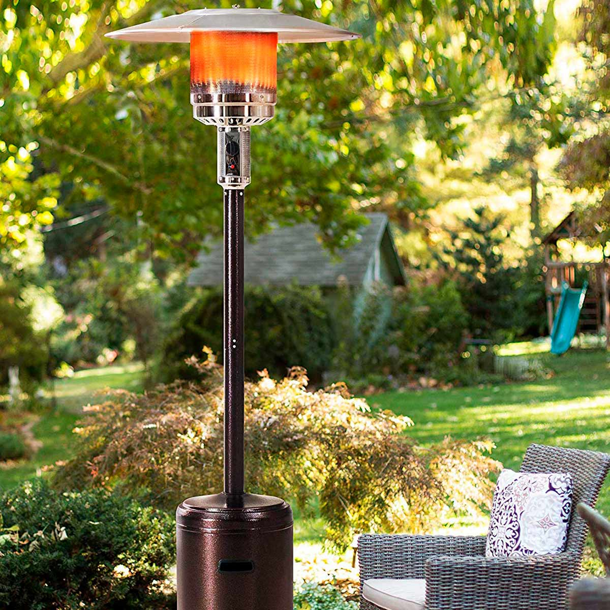 13 Outdoor Patio Heaters To Keep You Cozy Family Handyman throughout dimensions 1200 X 1200