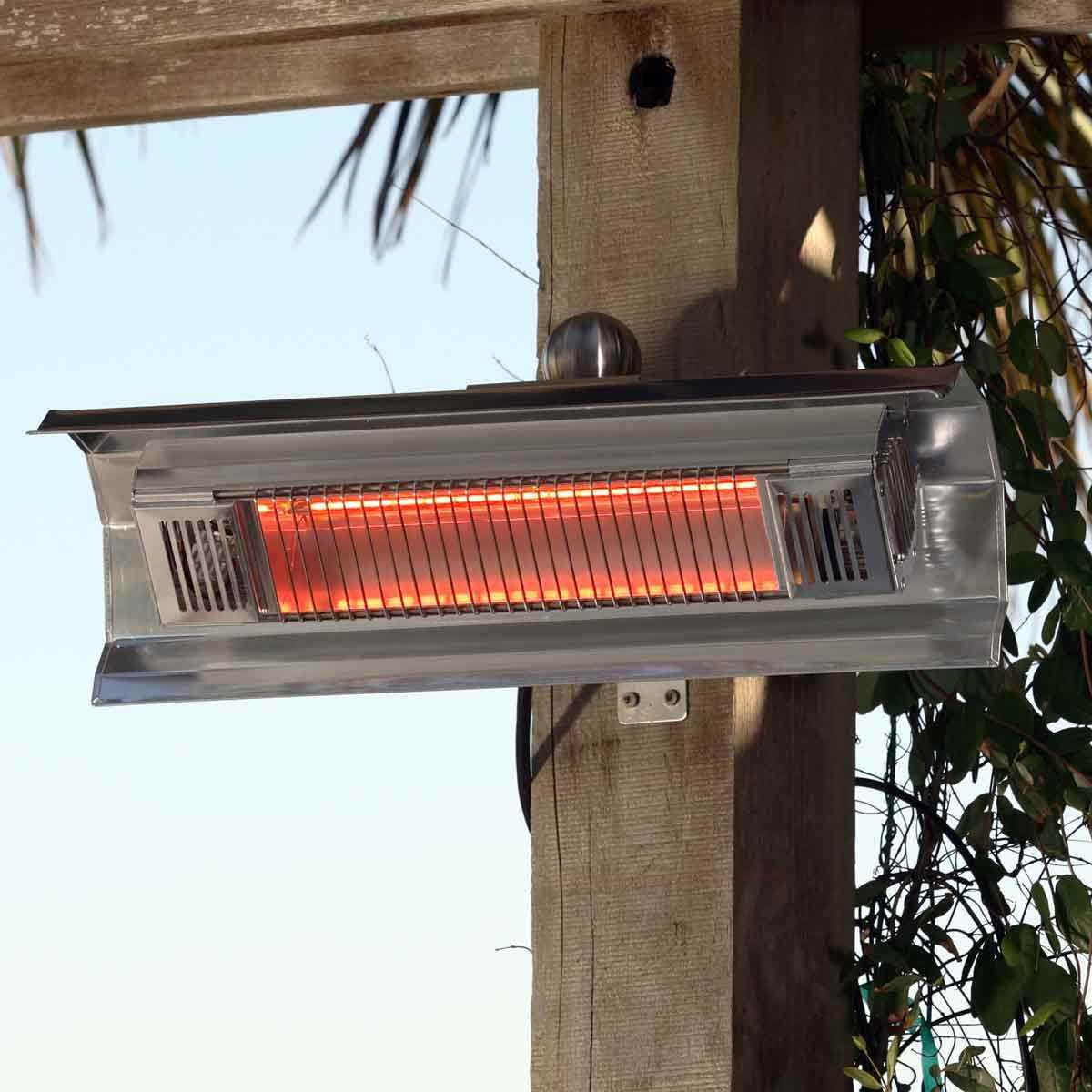 1500 Watt Electric Infrared Wall Mounted Heater regarding sizing 1200 X 1200
