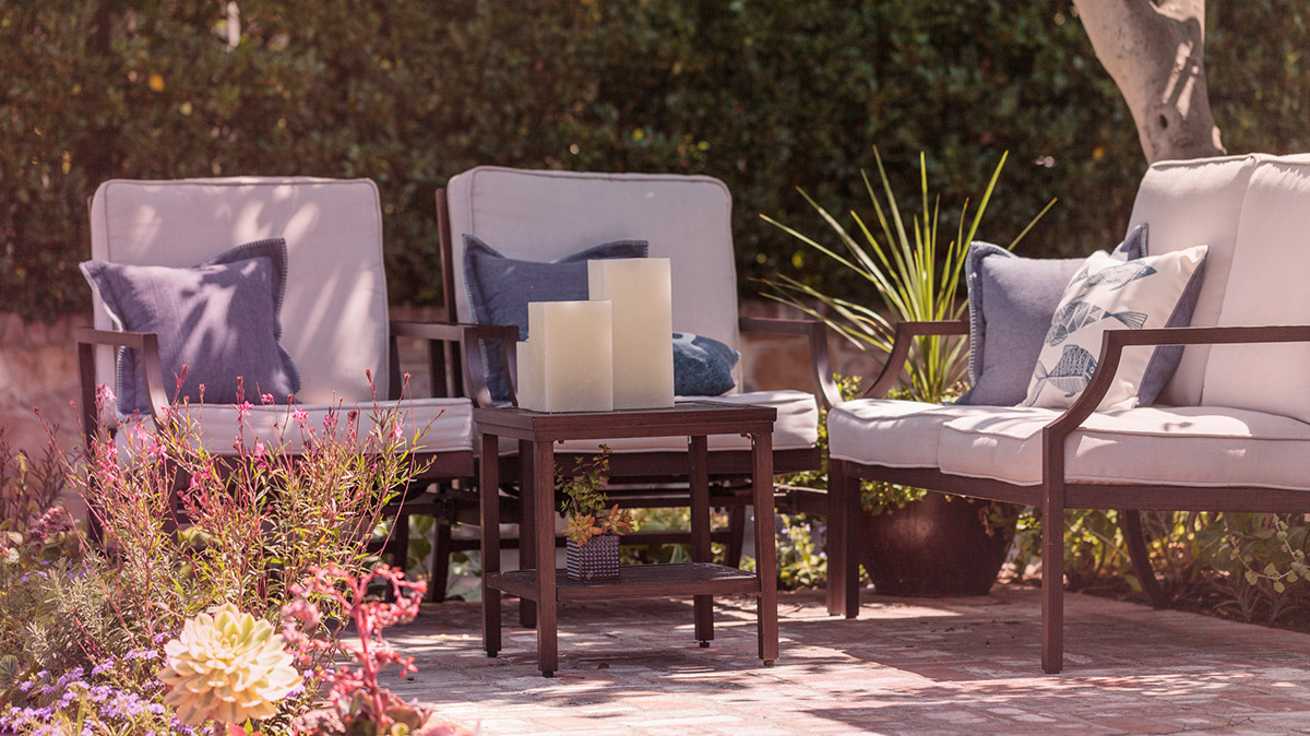 7 Patio Essentials To Make Outdoor Entertaining A Breeze for size 1200 X 674