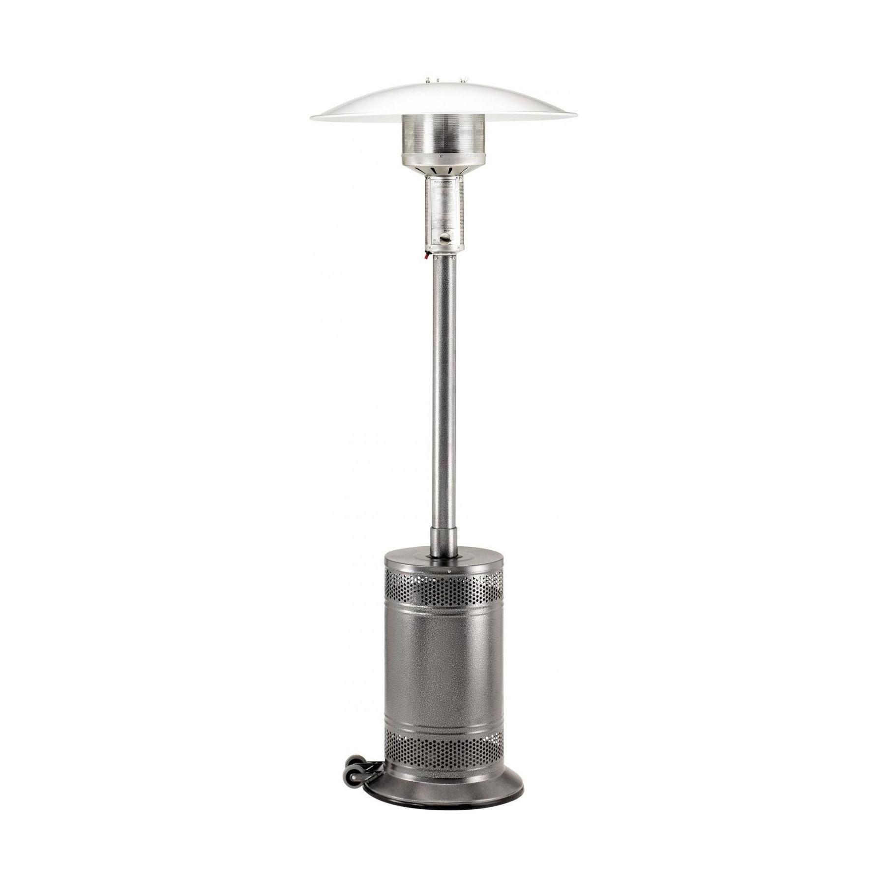 Aei Patio Comfort Portable Jetsilver Vein Patio Heater Propane with regard to dimensions 1800 X 1800