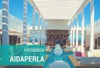 Aidaperla Patio Deck with regard to proportions 1280 X 720