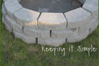 Best Diy Outdoor Fire Pit Ideas In Ground Fire Pit within sizing 700 X 1500