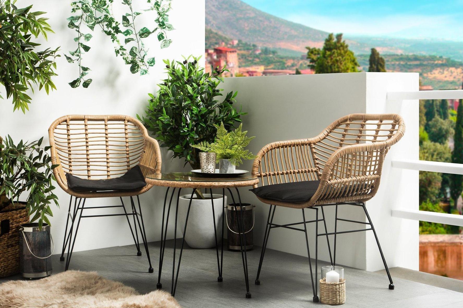 Best Rattan Garden Furniture 2019 London Evening Standard inside dimensions 1776 X 1184