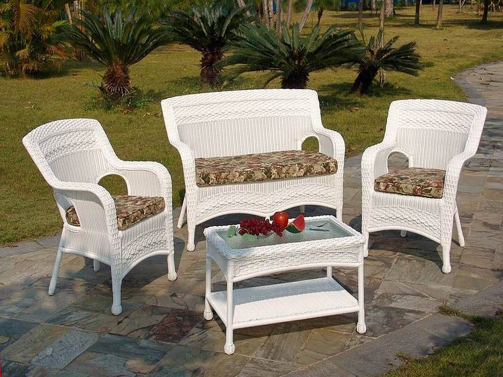 Brilliant Woven Resin Wicker Patio Furniture Exclusive throughout sizing 1024 X 768