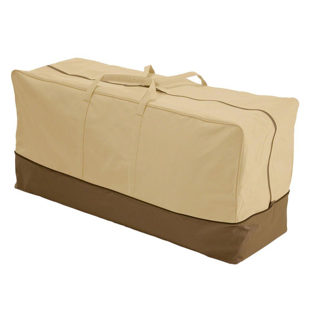 Classic Accessories Veranda Large Patio Cushion Storage Bag inside dimensions 1000 X 1000