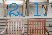 Cleaning Sealing Outdoor Teak Furniture Outdoor Wood with regard to proportions 1143 X 1600