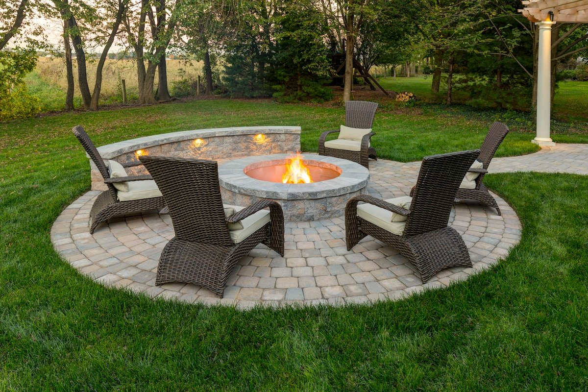 Crucial Details When Designing And Building A Fire Pit for measurements 1200 X 800