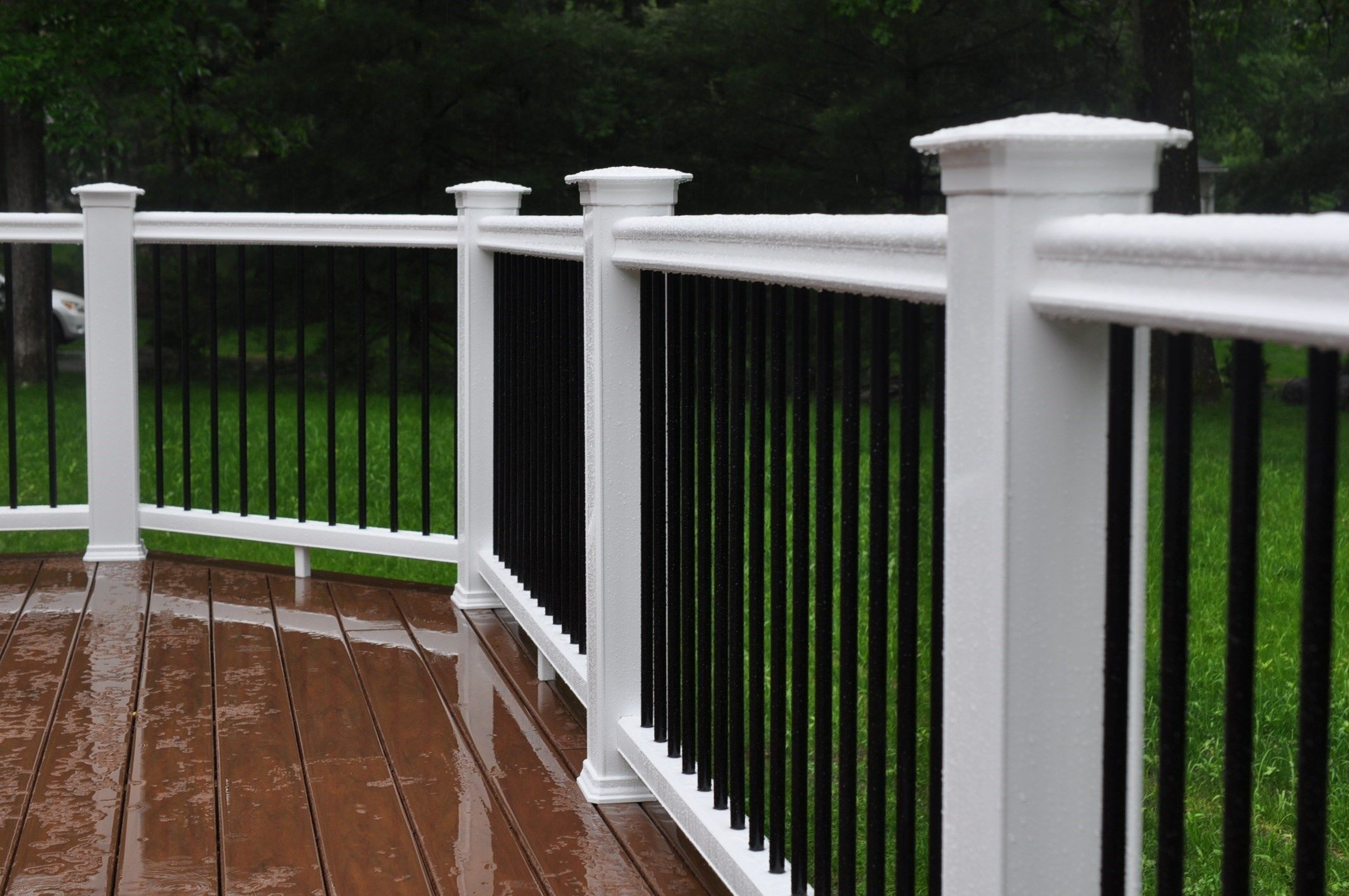 Deck Railing Height Requirements Decks intended for sizing 2144 X 1424