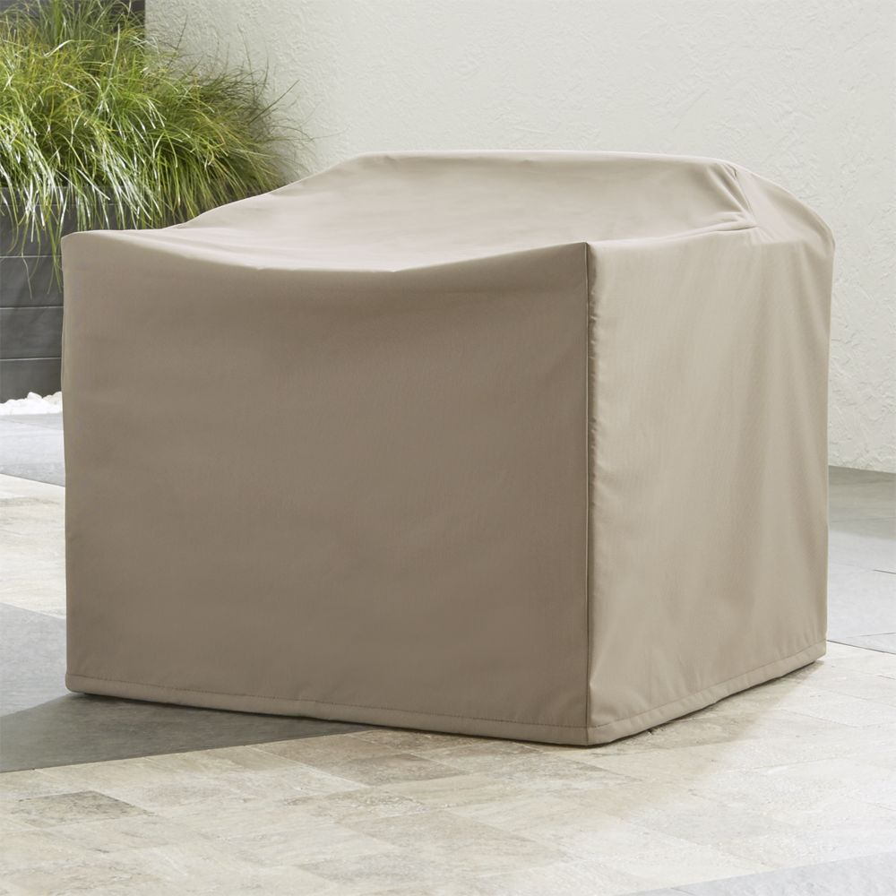 Dune Outdoor Lounge Chair Cover Crate And Barrel Patio throughout sizing 1000 X 1000