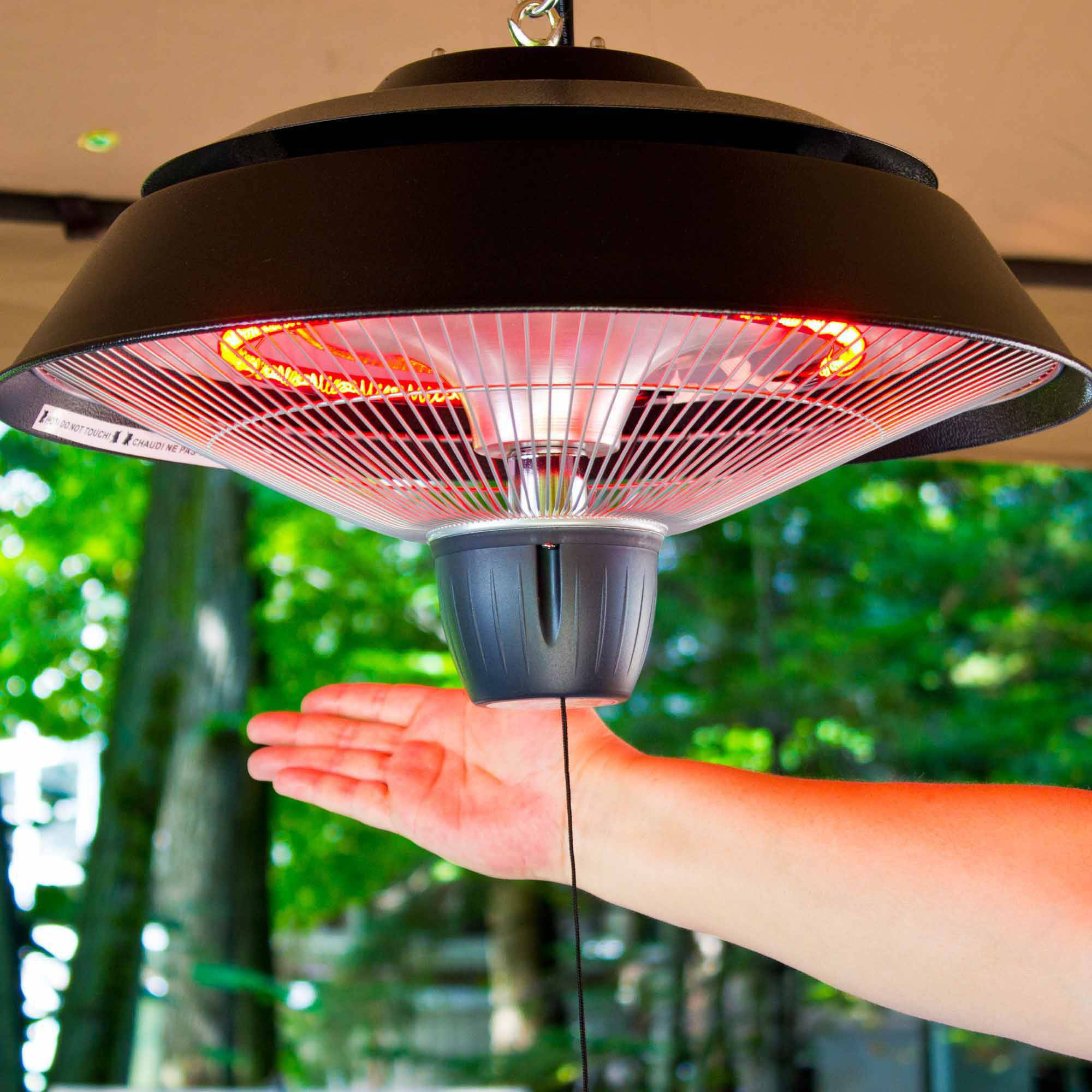Energ Hea 21723 Hanging Infrared Electric Gazebo Heater with regard to dimensions 2000 X 2000