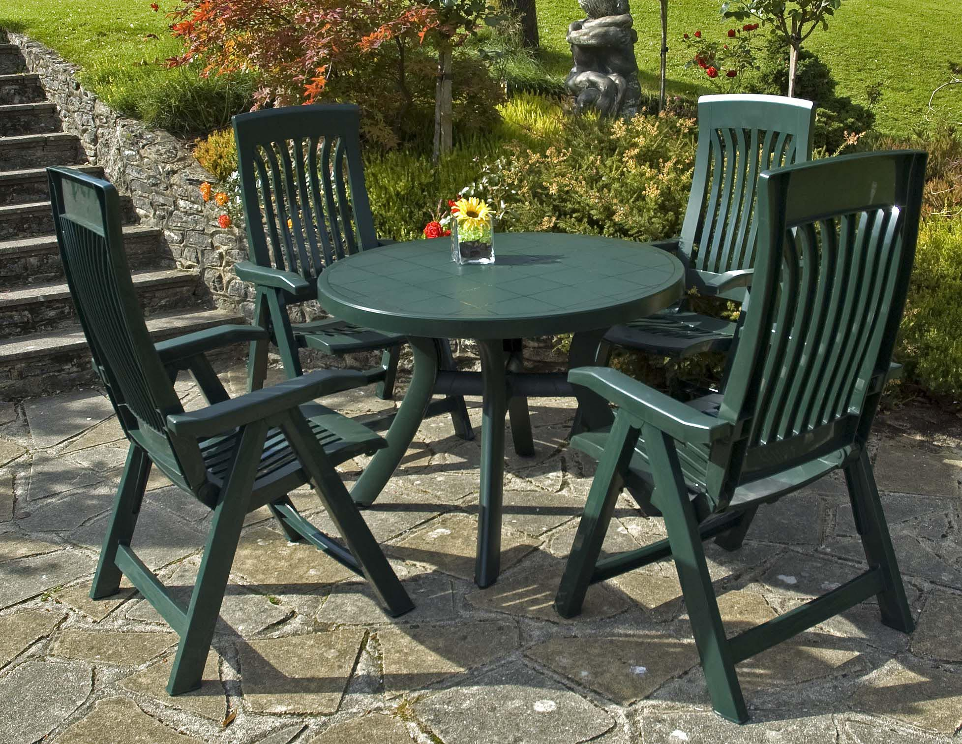 Furniture Outdoor Plastic Table And Chairs Outdoor Plastic with regard to sizing 1956 X 1512