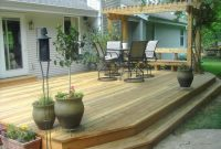 Garden Decking Designs Uk Beautiful Patio Ideas Small throughout size 1296 X 972