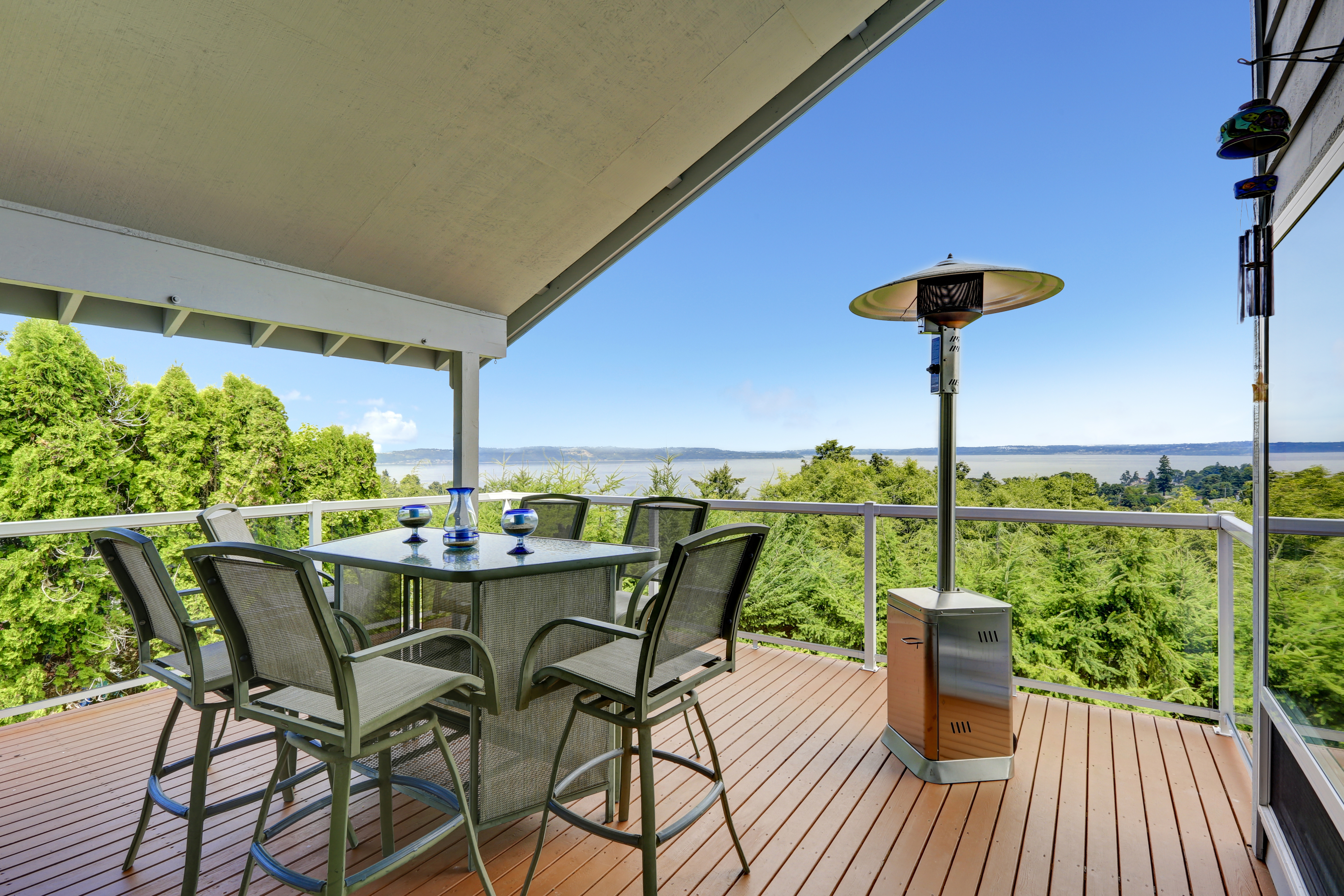 Halogen Patio Heaters throughout sizing 5760 X 3840
