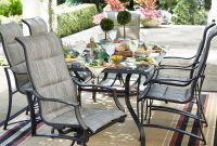Hampton Bay Statesville 7 Piece Padded Sling Patio Dining Set within sizing 1000 X 1000