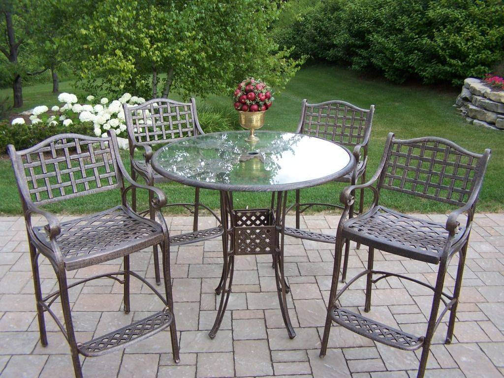 Hints On Preventing Rust On Your Metal Outdoor Furniture intended for sizing 1024 X 768