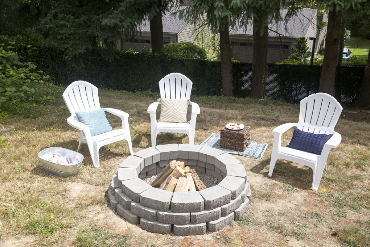 Home And Interior Ideas Luxury Homemade Fire Pit Creation in size 1200 X 800