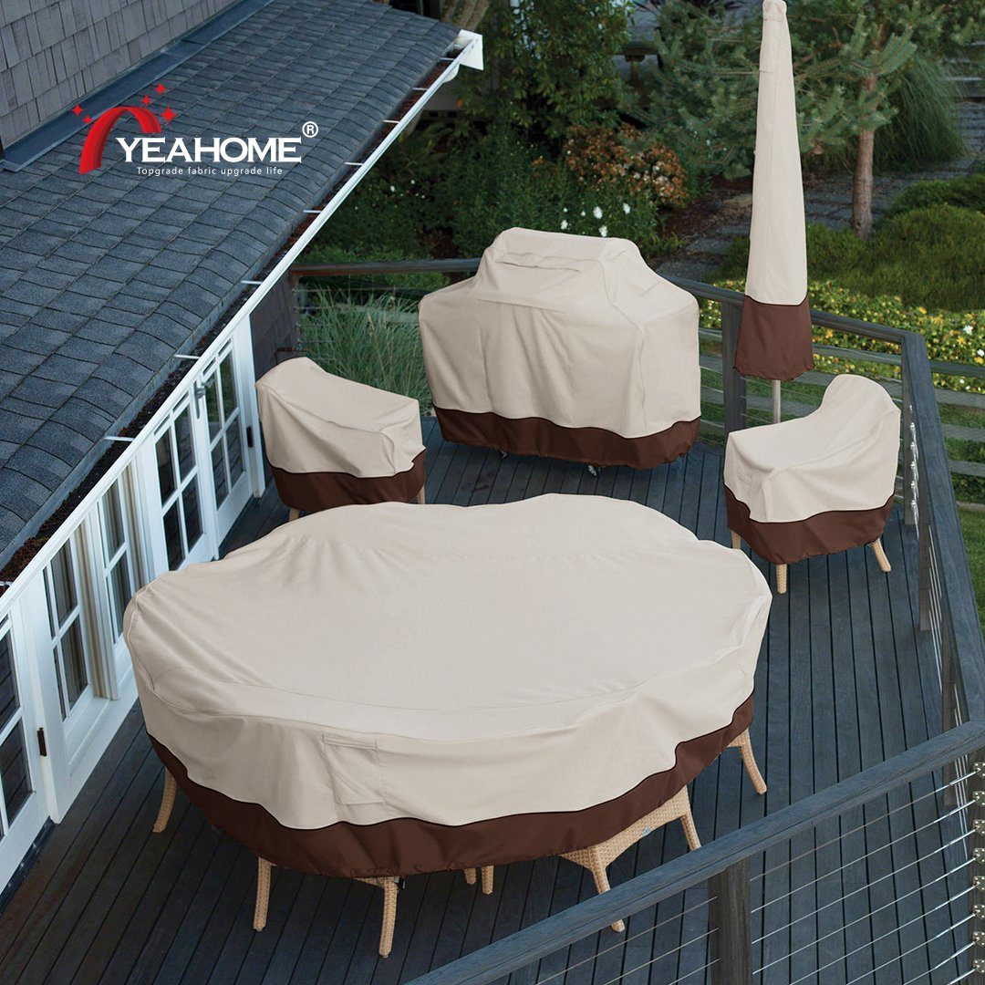 Hot Item Outdoor Patio Furniture Covers Waterproof Anti Uv Breathable Bbqchairtable Cover within proportions 1080 X 1080