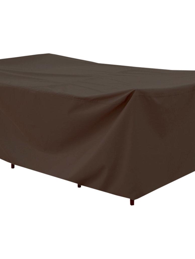 Jordan Manufacturing Rectangular Table Patio Furniture Cover inside sizing 776 X 1028