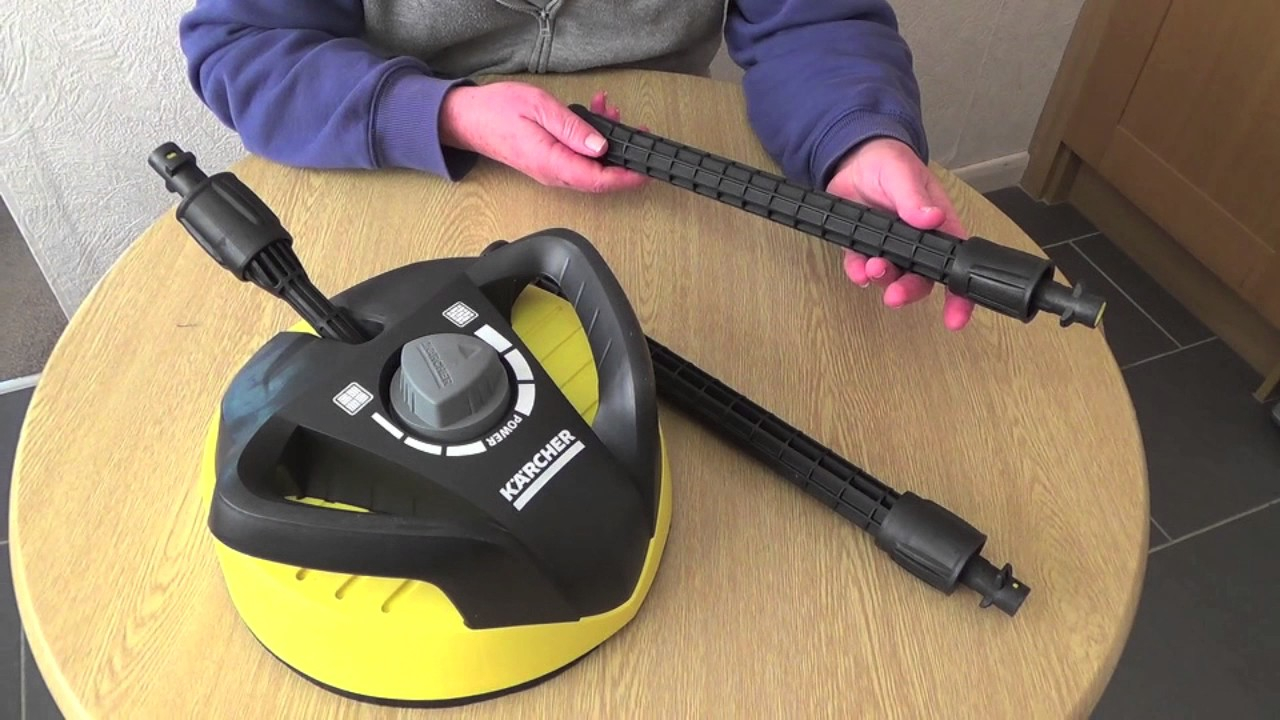 Karcher T350 Patio Cleaner Review in proportions 1280 X 720