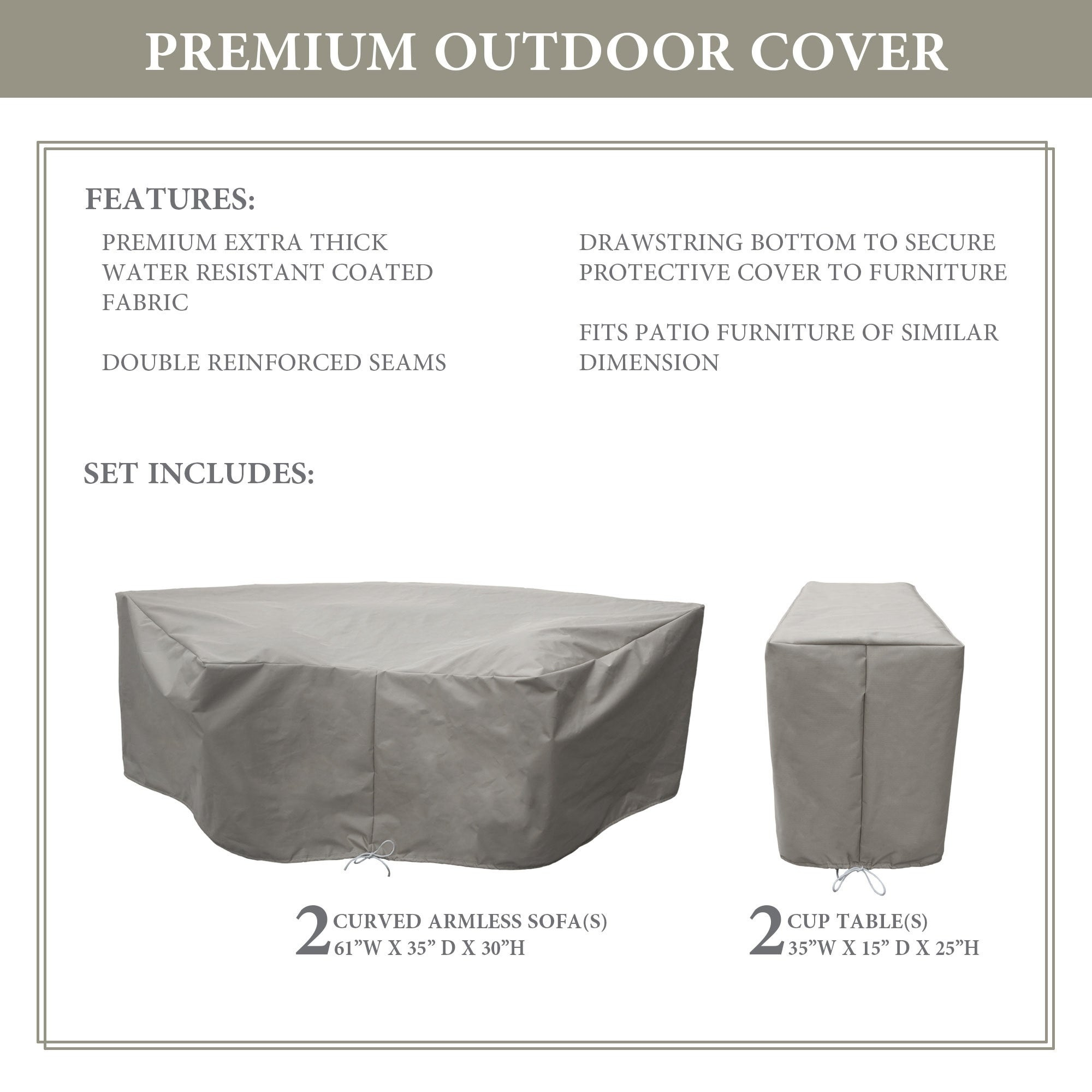 Kathy Ireland Homes Gardens River 04a Protective Cover Set pertaining to size 2000 X 2000