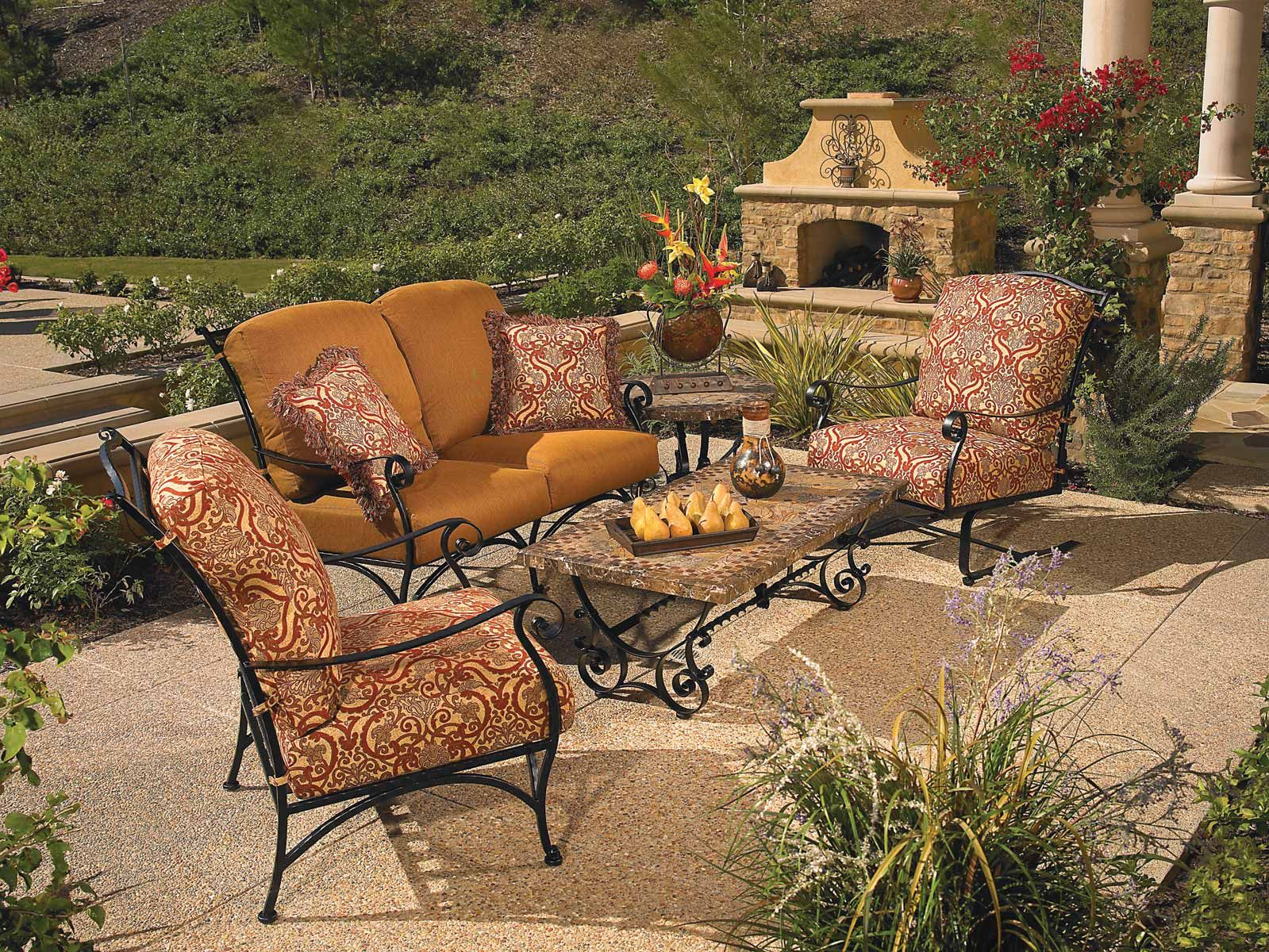 Linly Designs Alfresco Dining And Patio In 2019 Iron pertaining to measurements 1599 X 1200