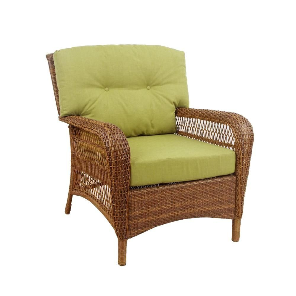 Martha Stewart Living Charlottetown Brown All Weather Wicker intended for measurements 1000 X 1000
