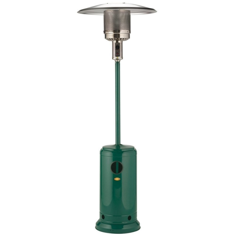 Orchid Green 13kw Gas Patio Heater inside measurements 1000 X 1000