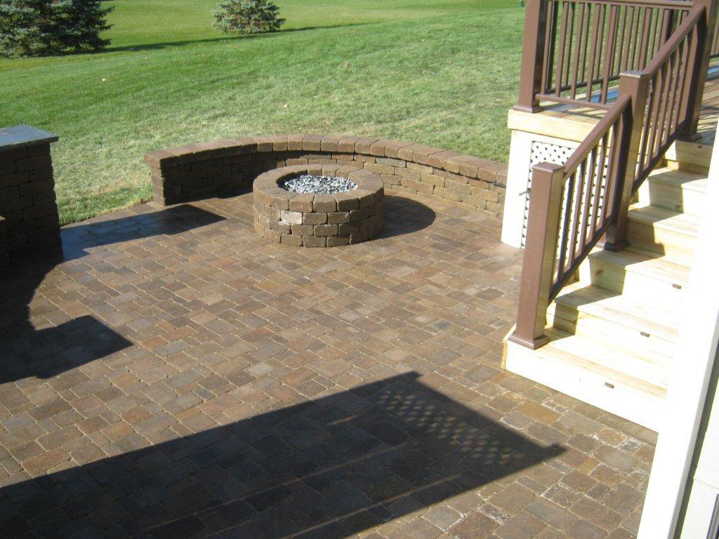 Outdoor Fire Pits Archadeck Of Fort Wayne Ne Indiana with regard to dimensions 1024 X 768