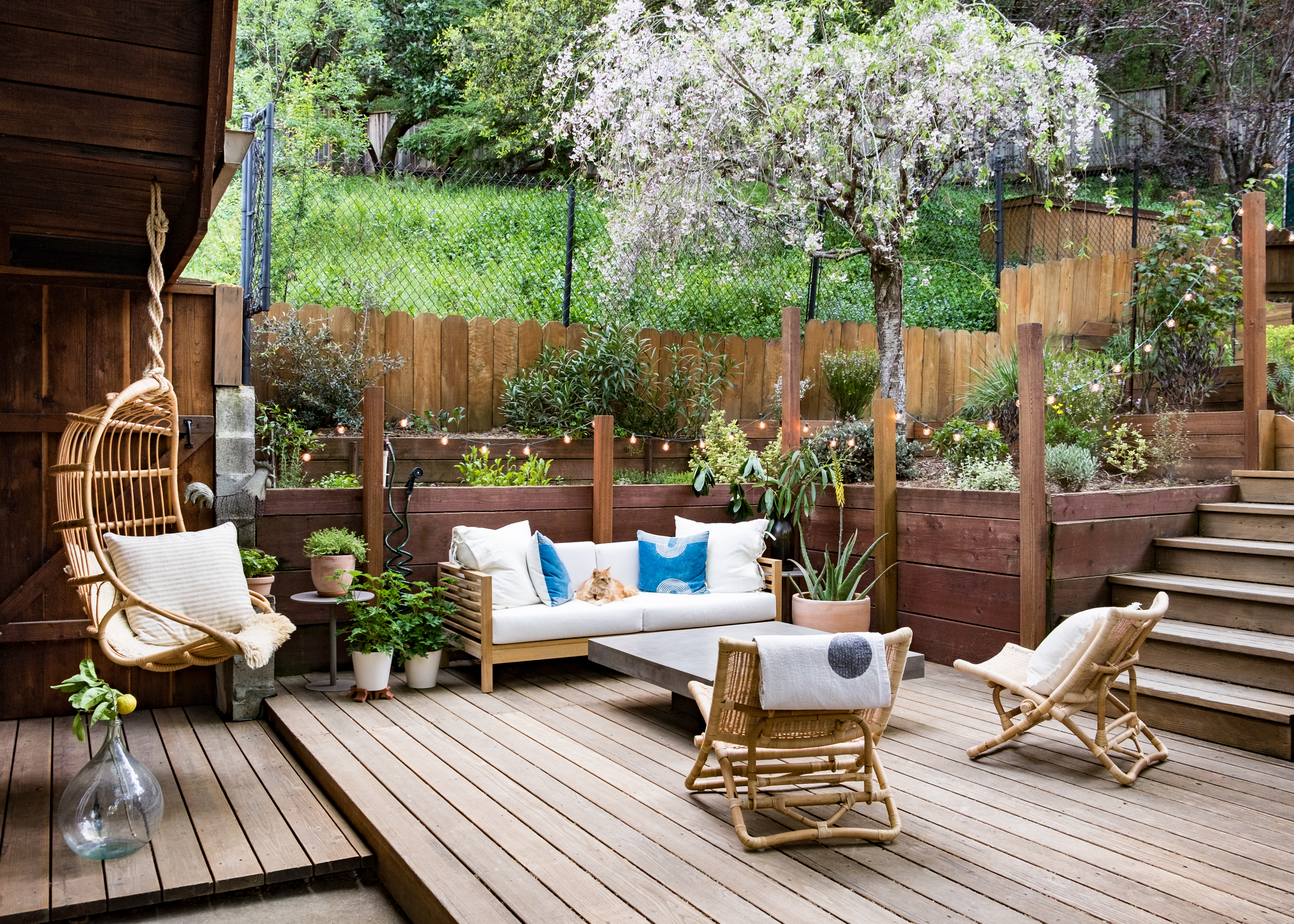Outdoor Furniture Apartment Therapy with sizing 4570 X 3264