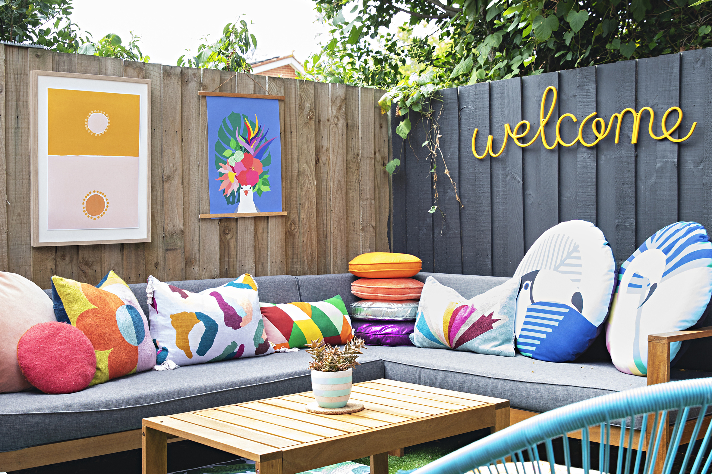 Outdoor Furniture Apartment Therapy within size 2362 X 1575