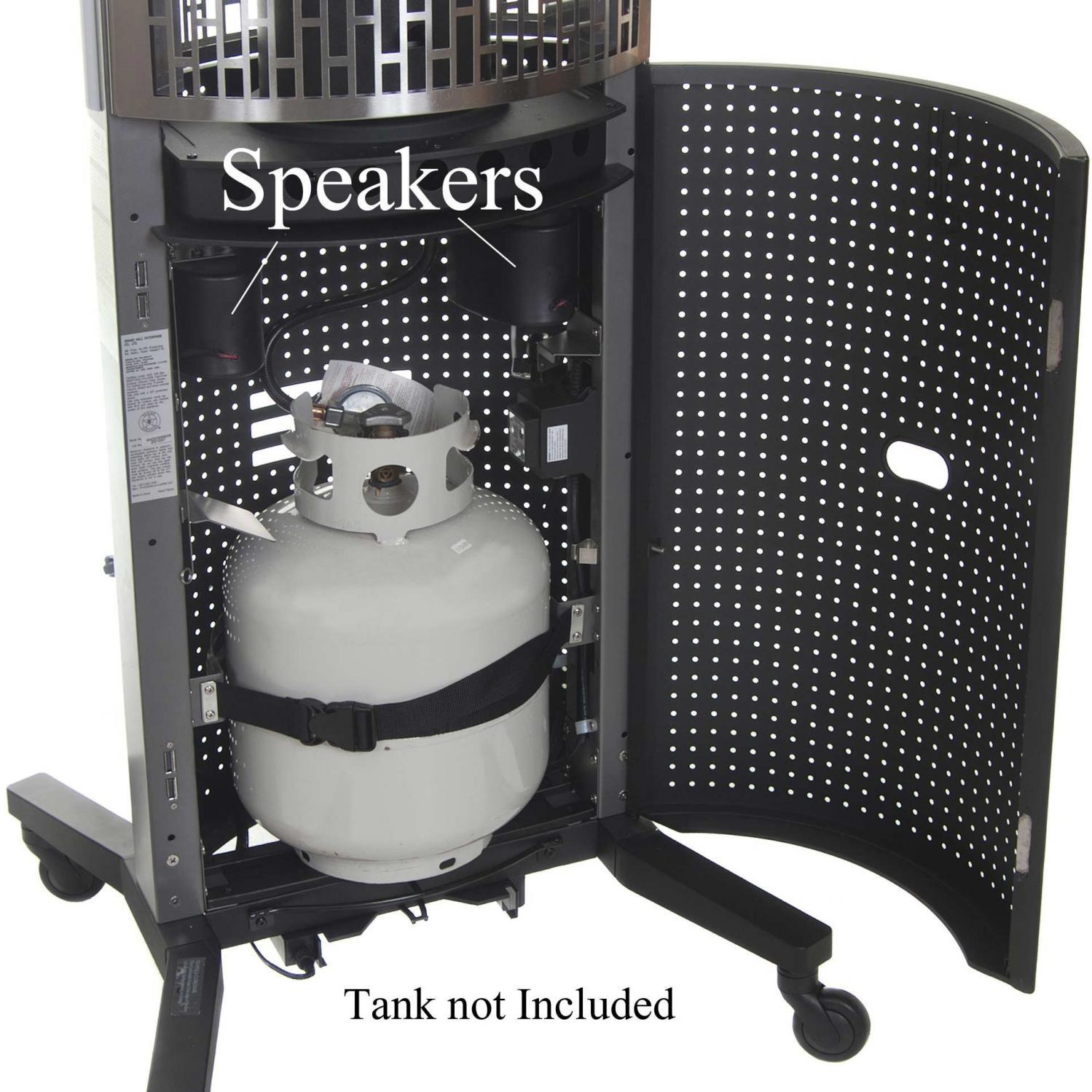 Outdoor Heaters Bbq Galore Deck Design And Ideas for size 1499 X 1499