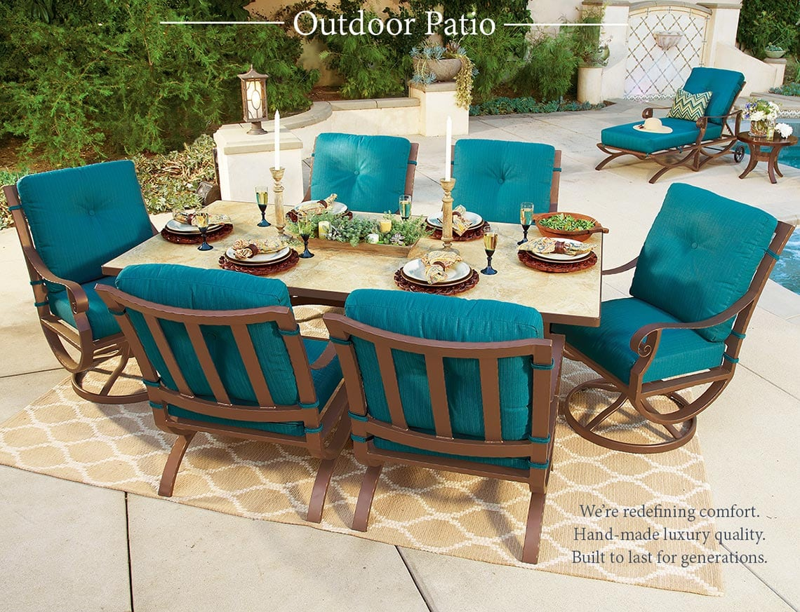 Outdoor Patio Furniture Green Thumb Nursery throughout measurements 1140 X 873